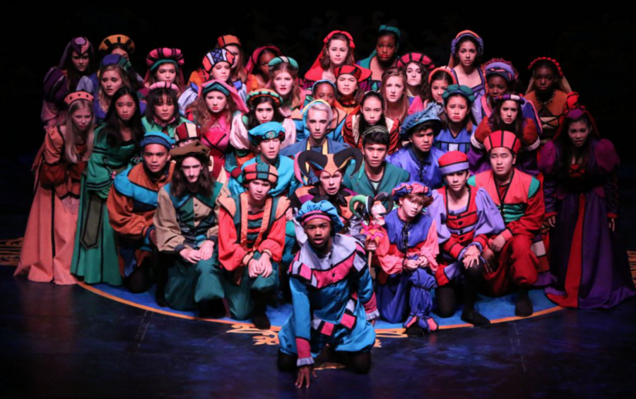 Bishop O'Dowd's Once Upon a Mattress